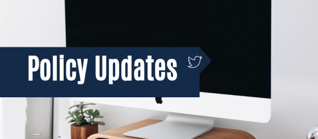 Twitter Terms of Service and Privacy Policy Updates